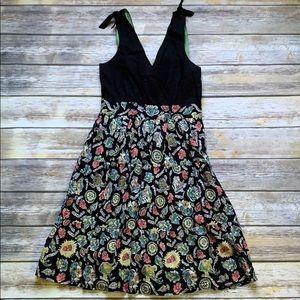 Vintage Maeve French Isles Dress